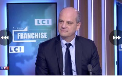 Jean-Michel Blanquer : quelqu'un lui a démontré le contraire sur les purificateurs d'air